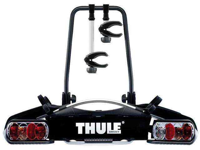 Thule 935 Portaquipajes 2 Bicis, black edition